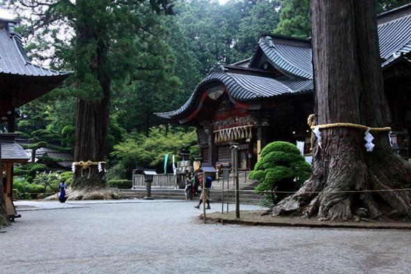 【散策】霊峰富士に抱かれたパワースポットを巡る