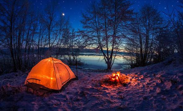 【アウトドア】キャンプの醍醐味を味わうなら冬?