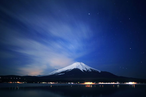 【天体観測】冬の山中湖できれいな星空を楽しむための基礎知識