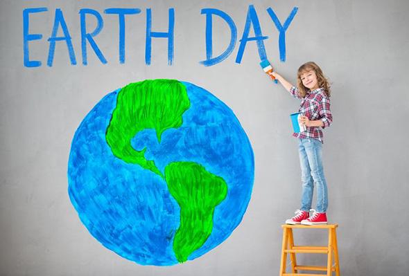 地球のことを考える1日「アースデイ」にできること