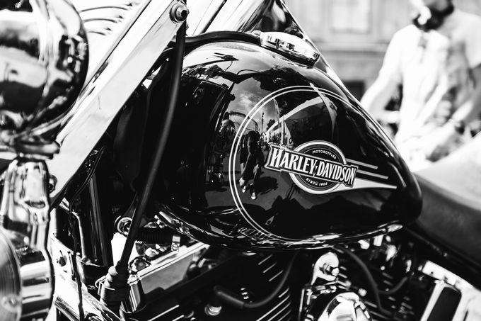 【バイク】男たちがハーレーのカスタムに魅せられる理由