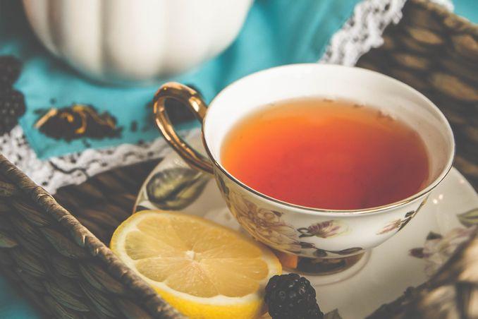 【紅茶】冬の寒い別荘に、優雅なティータイムはいかが?