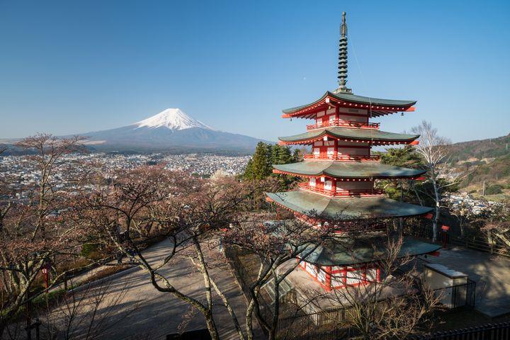 【富士山】霊峰富士はいつ、どこから見るのが美しいのか?