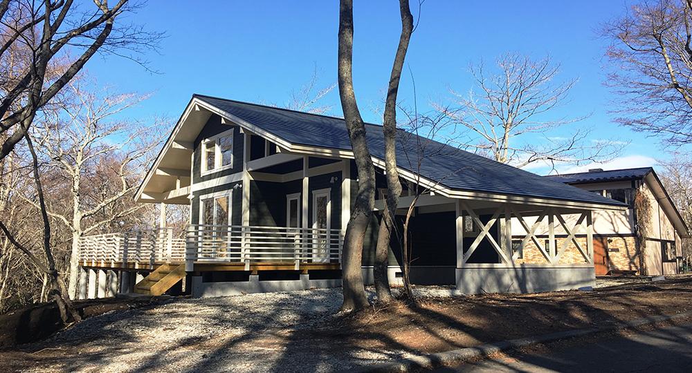 別荘を新築・リフォームするなら「屋根」にもこだわりを