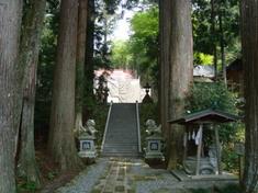 富士山登山口 ~須山浅間神社~