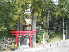 春の須山浅間神社