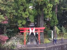 須山浅間神社秋季祭典