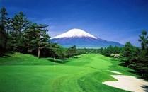 富士ゴルフコース 2010年度オープン記念 見学キャンペーン