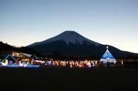 山中湖アートイルミネーション「FANTASEUM」開催