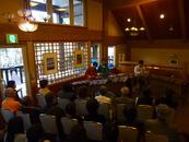 山中湖春のパーカッションライブ【音楽イベント】開催御礼
