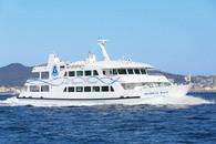 熱海-初島航路に、20年ぶりの新クルーズ船  「イルドバカンスプレミア」、3月19日就航