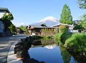 富士山世界文化遺産の構成資産紹介「忍野八海」