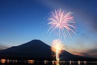 山中湖 報湖祭