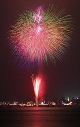 富士五湖花火大会
