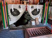 富士山世界文化遺産の構成資産紹介「船津胎内樹形」