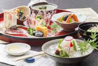 富士山世界遺産登録記念「旬華の御師料理」