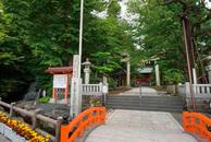 富士山世界文化遺産の構成資産紹介「冨士浅間神社(須走浅間神社)」