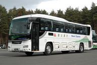 新宿線・東京線は「山中湖畔別荘地」まで毎日直行便を運行!