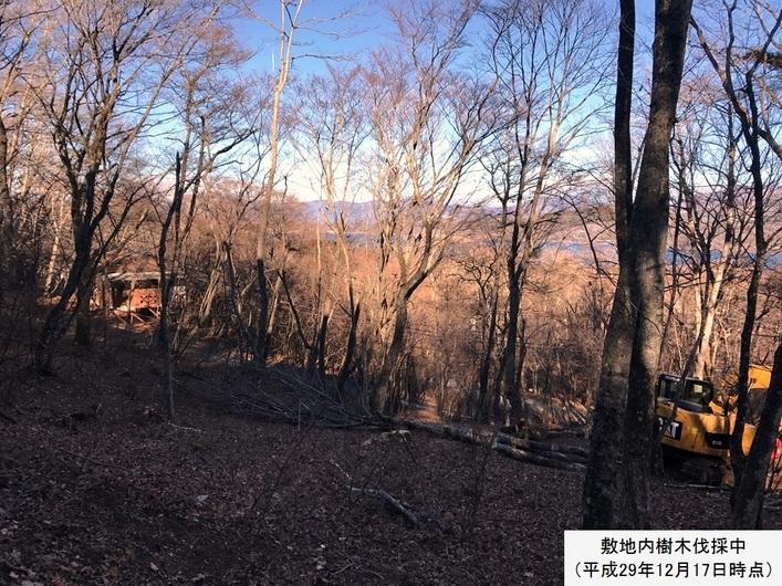 山中湖畔眺望 2LDKリフォーム別荘 1,630万円(12/17リフォーム状況)