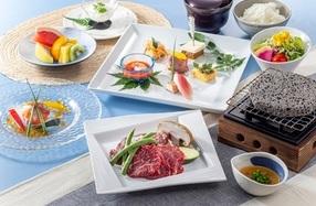 【富士ゴルフコース】夏のディナー営業