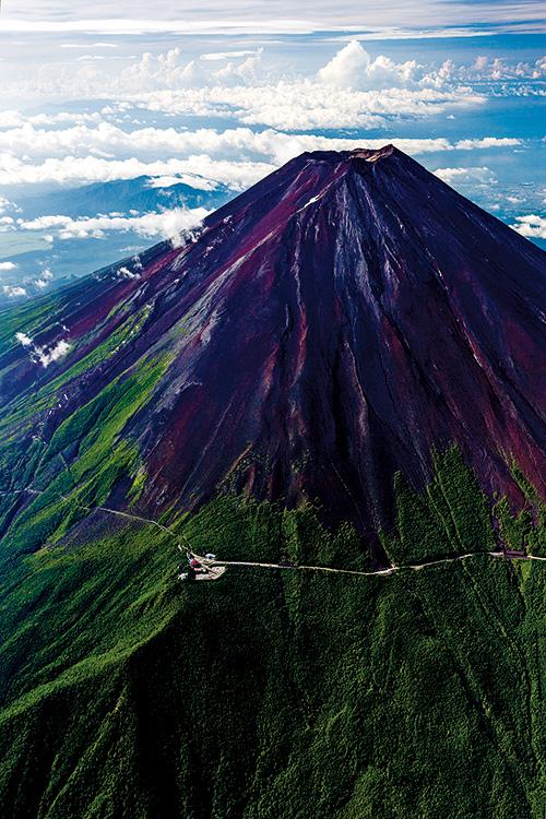 山の日特集 「富士山を見るハイキング」