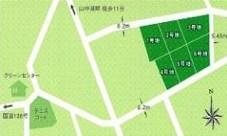 所有権土地情報 東区2丁目 分譲開始