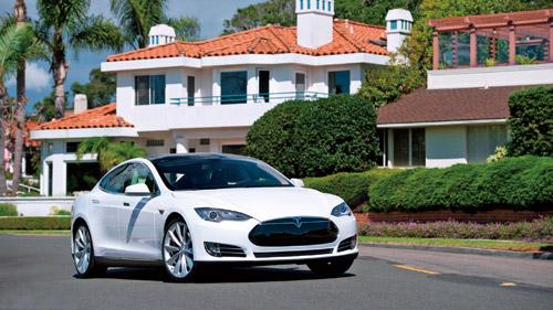 Tesla Motors Japan Model S 特別試乗会 ※要予約