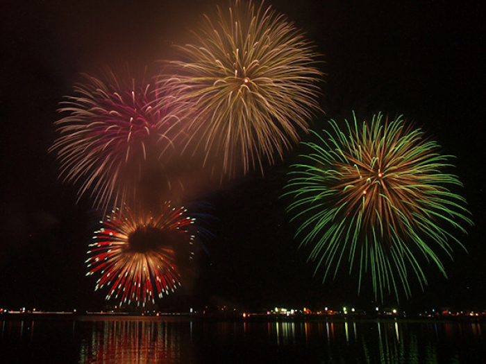 令和3年「山中湖報湖祭」についてのご案内。