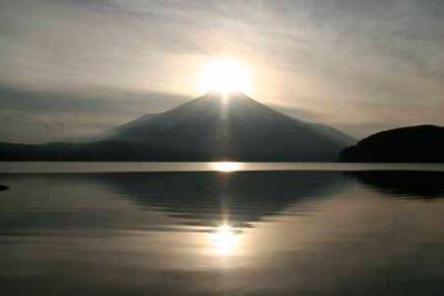 富士山世界文化遺産の構成資産紹介「山中湖」